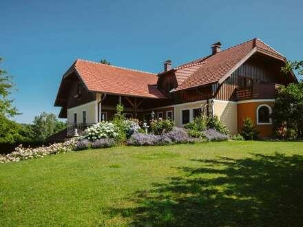 Holzöster am See: Landhaus in idyllischer Lage!