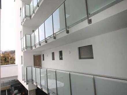 # Neubau # Erstbezug # barrierefreie 3-4 Zimmer Mietwohnung mit Terrasse, Balkon und 2 überdachten Autoabstellplätzen ! Leoben,…