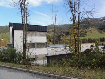 INDIVIDUELLE NUTZUNGSVARIANTEN - GEPFLEGT & MODERN - ZENTRALER STANDORT IM GEWERBEGEBIET - MIETE: Büroräume nahe Bischofshofen…