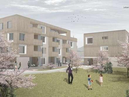 Tolle Aussicht: Neubauwohnung in angenehmer Umgebung