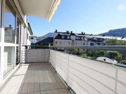 Nahe Andräviertel: 3-Zi-Wohnung m. großem Südbalkon inkl. 1 TG-Stellplatz