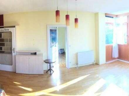 RUHIGE TOP 3- Zimmer Wohnung in schöner Lage - am Fuße des Bisamberges - inkl. 2 KFZ Abstellplätze