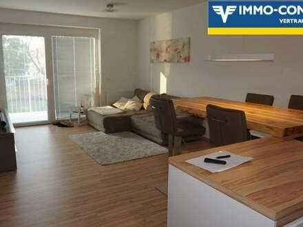Bequemes Wohnen 3 Zimmer, Balkon, geförderte Neubau-Genossenschaftswohnung Top 11