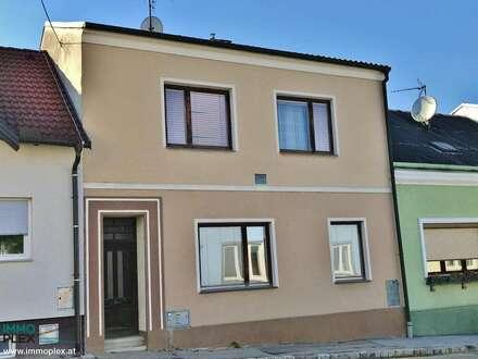 Einfamilienhaus - RUHELAGE! - mit 6 Zimmer, 116m2 Wfl. auf 541m2 Grund in 2020 Magersdorf/Hollabrunn zu verkaufen!
