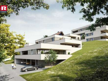 Terrassenwohnung in Feldkirch, Haus A, Top W02