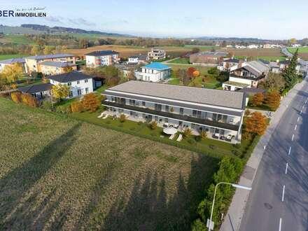 82m² NEUBAUWOHNUNG - OFFENER WOHN-ESSBEREICH - GROSSER 22m² RELAXBALKON MIT AUSSICHT