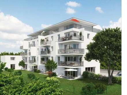 Neubauwohnprojekt mit exklusivem Penthouse