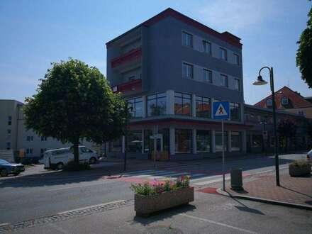 Grosszügige Geschäftsflächen im Zentrum Krumpendorf