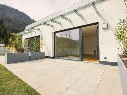 2-Zimmerwohnung mit Terrasse und Gartenanteil, Mietkauf