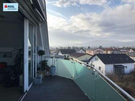 Penthouse Wohnung mit großer Dachterrasse