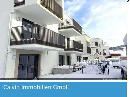 2-Zi-Terrassenbalkonwohnung, Erstbezug, 2 Stellplätze, an der Königseeache/Rif bei Salzburg!