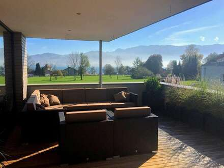 Exklusives Panorama-Penthouse in Attersee am Attersee