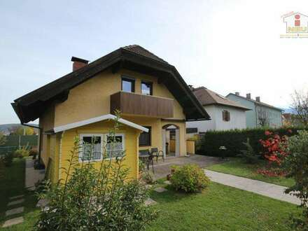 Tolles Einfamilienwohnhaus 130 m², sehr gepflegt mit Garage in Villach Stadt