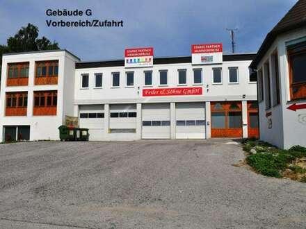 GEWERBEPARK DONNERSKIRCHEN - 10m2 - 1500m2! Lager, Werkstatt, Büro, Geschäft ab 25€ Netto/Monat! Zufahrt mit großen LKW's…