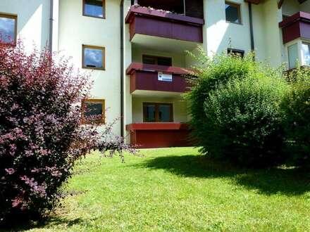 3-Zi-Eigentumswohnung mit Garten und TG-Platz