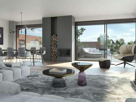 BEL AIR Premium Garden Suites - Charmante 2-Zimmer Wohnung mit großer Loggia - 4.275,-/m²