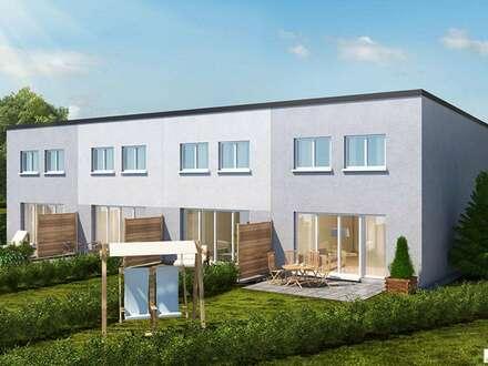 ALLERLETZTES HAUS zum SPITZENPREIS im EIGENTUM! Modernes Reihenhaus in sonniger Lage in Greinsfurth bei Amstetten - Top B3