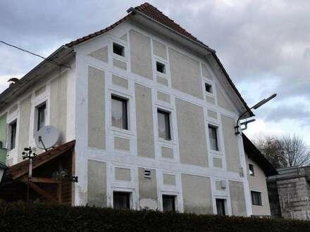 Zweifamilienhaus mit Wirtschaftstrakt im Steyrtal - Wohnen & Arbeiten & Hobbies unter einem Dach