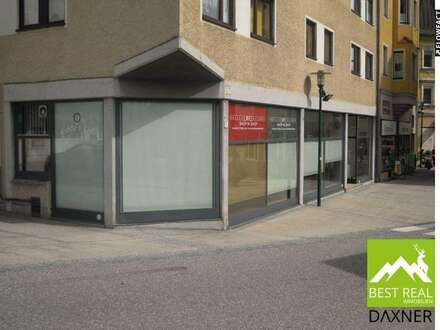 Gut gelegenes Geschäftslokal im Zentrum von Ebensee!!
