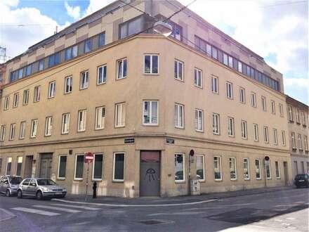 NÄHE MARIAHILFER STRASSE! 250 m² Gewölbelokal um € 795