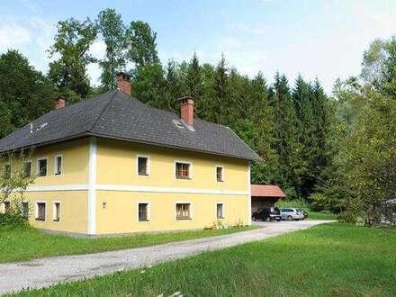gemütliche 3 - Zimmer Mietwohnung in Scharnstein