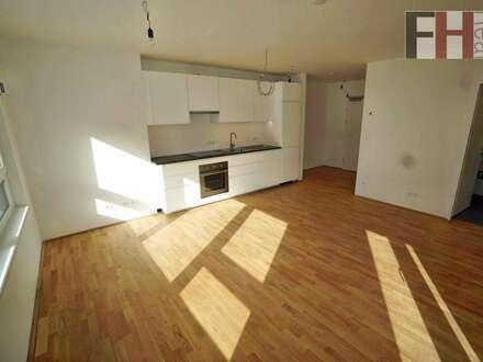 Modernes 2 Zimmer Appartment mit Loggia im Neubau