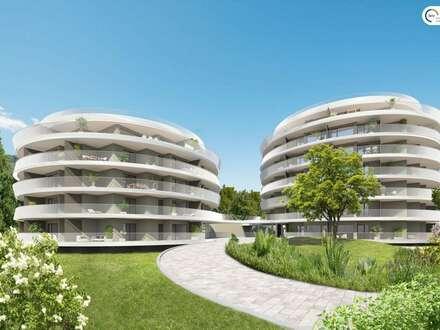 Green Paradise Graz – Bauherrenmodell Plus mit einzigartigen Vorteilen – bis zu 6 % Rendite (Turm C)