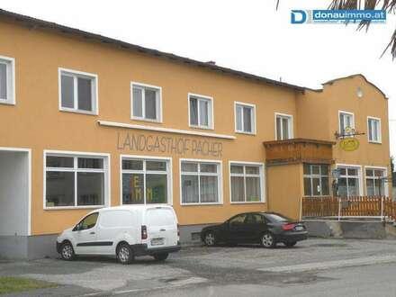 7361 Lutzmannsburg, Großzügige Liegenschaft mit derzeitiger Gastronomie