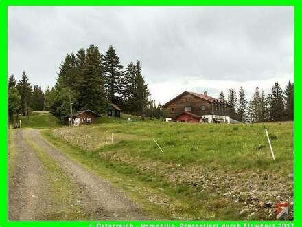 Höchster Bauernhof in Niederösterreich bis 11 ha- 1.400 m hoch - 1742