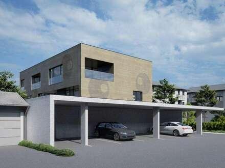 NEUBAU - Charmante Familienwohnung mit Garten in ruhiger Lage