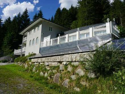 GASTEINER BERGENSEMBLE: Villa zum Top-Preis in sonniger Panoramalage und mit einem edlen SPA-Bereich!