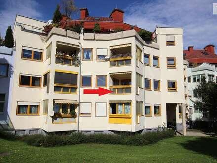 Schöne 3 Zi Wohnung 83,50m² in Viktring mit Tiefgarage gegenüber Eurospar