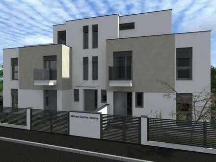 Designerhaus mit Swimmingpool und großen Terrassenflächen, sowie Vollkeller am Rande des Golfplatzes. Belagsfertig!