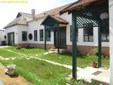 Ehemaliges Dorfgasthaus mit Gastgarten