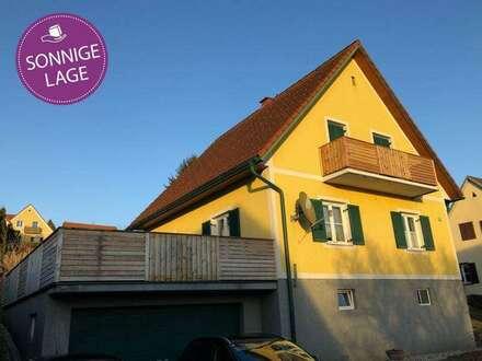 Gepflegtes Haus in Sonnenlage Nähe Feldbach ...!