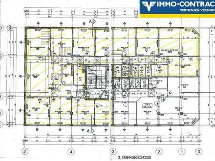 375m² TOP-Bürofläche, barrierefrei mit Tiefgarage und Lift