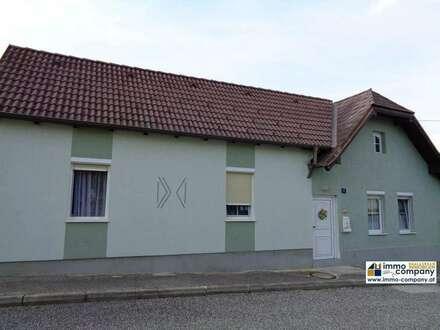 gepflegtes, ebenerdiges Einfamilienhaus in ruhiger Lage in Thermennähe