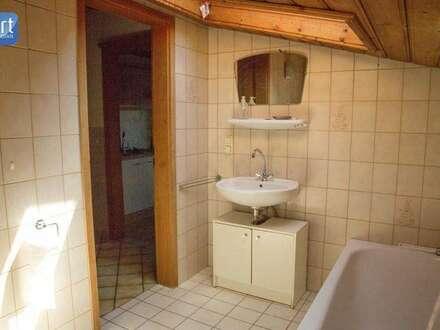 WG-geeignete 2-Zimmer-Wohnung in Eugendorf