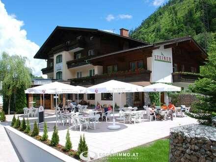 Kaprun: Hotel nähe Talstation Gletscherbahn mit großem Grundstück zu verkaufen....