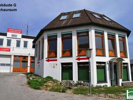 GEWERBEPARK DONNERSKIRCHEN - Werkstatt, Lager, Büro, Geschäft! 10m² - 1500m²! Ab 25€ Netto/Monat!