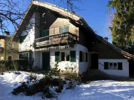 Zugreifen: Solides Haus in ANIF !!