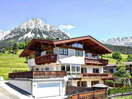 Wunderschöne Wohnung mit Blick auf Ellmau