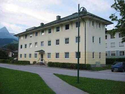 Geförderte 3-Zimmerwohnung in Bischofshofen mit hoher Wohnbeihilfe oder Mietzinsminderung!