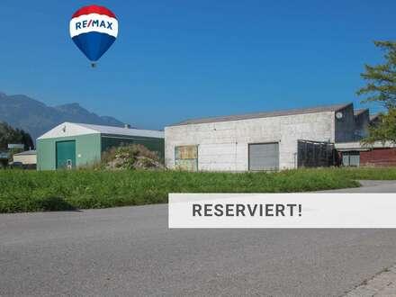 BB-I Betriebsstandort - ca 1.800 m² Lager- und Produktionshalle mit zusätzlichen 1.000 m² Kaltlager