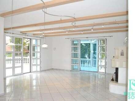 Sonniges Einfamilienhaus für große Familie oder Büro & Wohnen in Joiser Ruhelage / Neusiedl am See