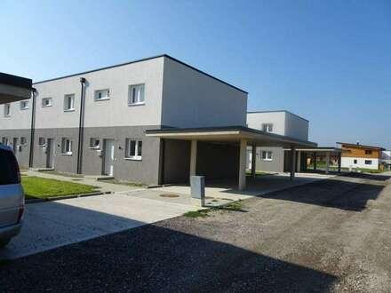 Familienhit - Hochwertiges Neubau-Reihenhaus zu mieten
