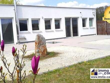 Moderner Bungalow zur MIETE, ca. 95m² WNF., mit ca. 1685m² Grund - In unmittelbarer Nähe von Köngisdorf – Bezirk Jennersdorf