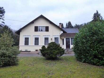 Gepflegtes Wohnhaus mit großem Grundstück in 2823 Pitten