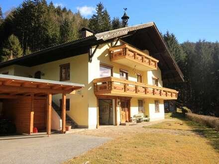 TWIMBERG | Gemütliches Landhaus mit ca. 7.200m2 Grund im oberen Lavanttal