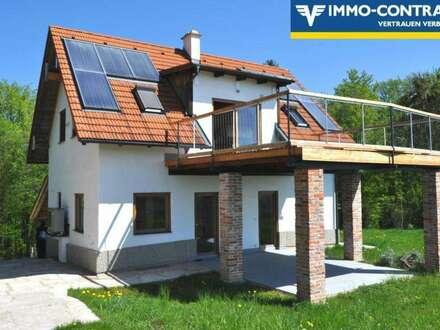 Traumhafter Aus- und Grünblick - Toller Neubau mit großer Terrasse